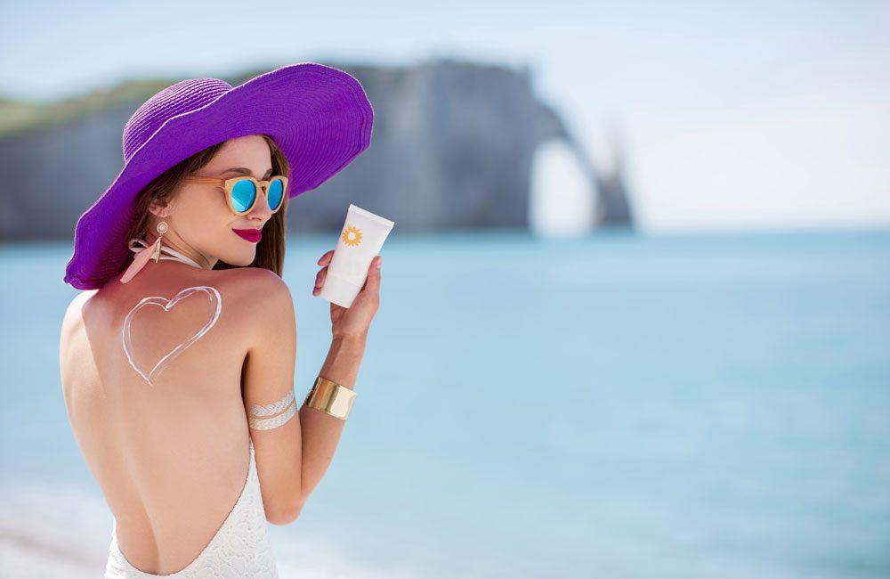 Правилно използване на слънцезащитни продукти