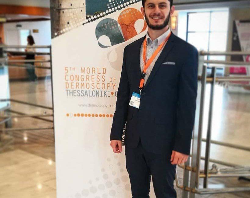V Световен конгрес по дерматоскопия (WCD 2018), Солун, Гърция