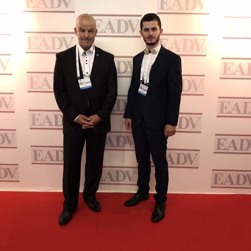 XXVII Годишен есенен конкурс на EADV В Париж, Франция