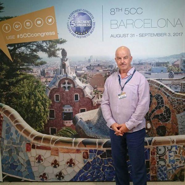 VIII Конгрес 5CC в Барселона