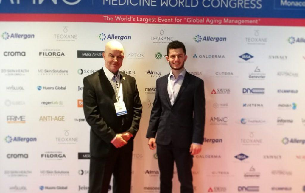 XVI Световен конгрес по естетична и анти-ейдж медицина (АМWC 2018)