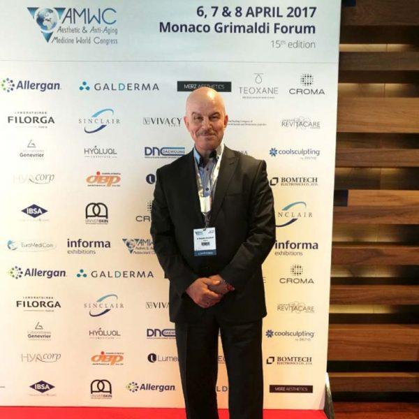 XV Световен конгрес по естетична и анти-ейдж медицина (AMWC 2017)