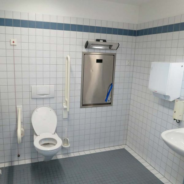 Връща се дерматитът от тоалетната седалка