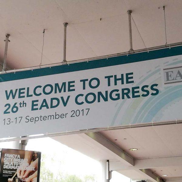 XXVI Годишен есенен конгрес на EADV в Женева, Швейцария