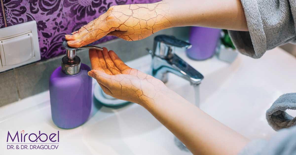 4 начина да предпазим ръцете при интезивно миене и използване на дезинфектанти – Д-р Мирослав Драголов съветва